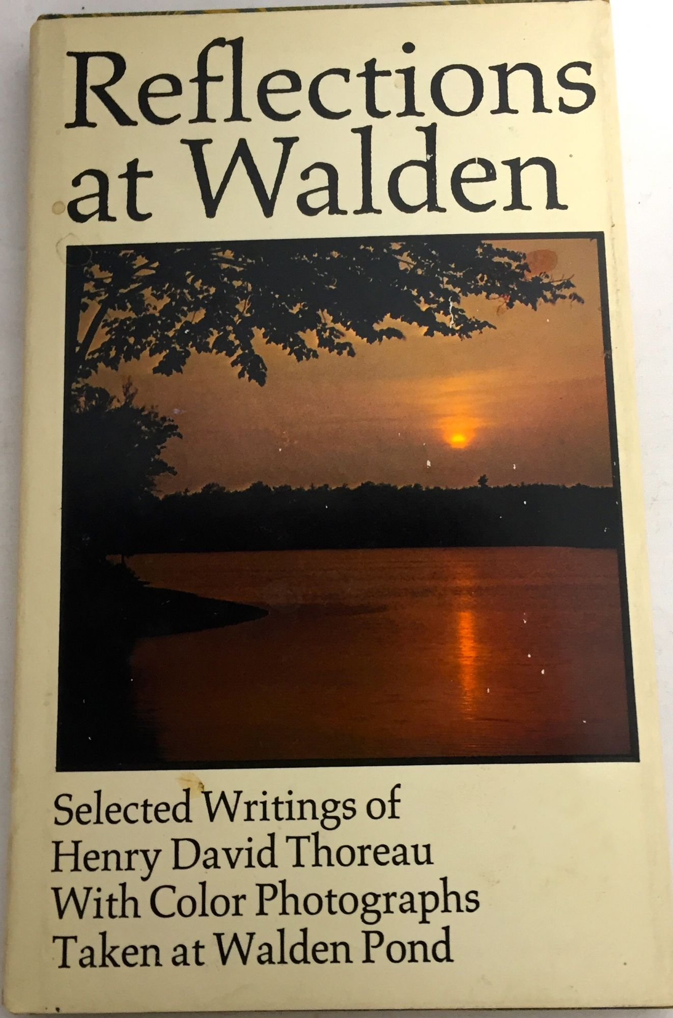 Reflections At Walden Selected Writings Of Henry David Thoreau With  Reflections At Walden Selected Writings Of Henry David Thoreau With A  Biographical Essay By Ralph Waldo Emerson  Edited By Peter Seymour   Photographs Of  An Essay About Health also Thesis In A Essay Essay For Science