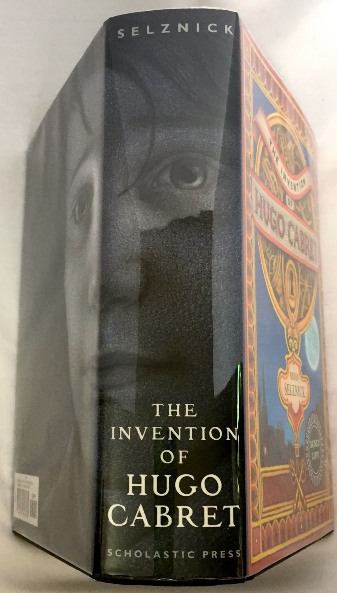 the invention of hugo cabret a novel in words and