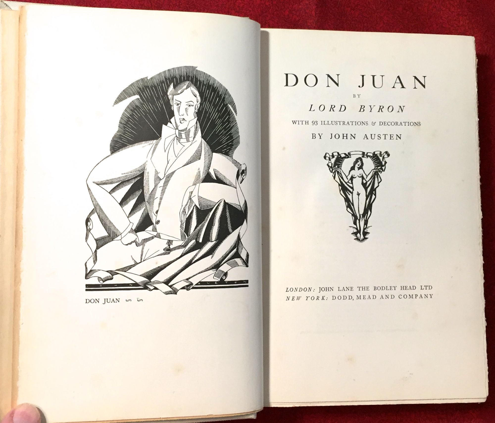 Don Juan (Illustrated)