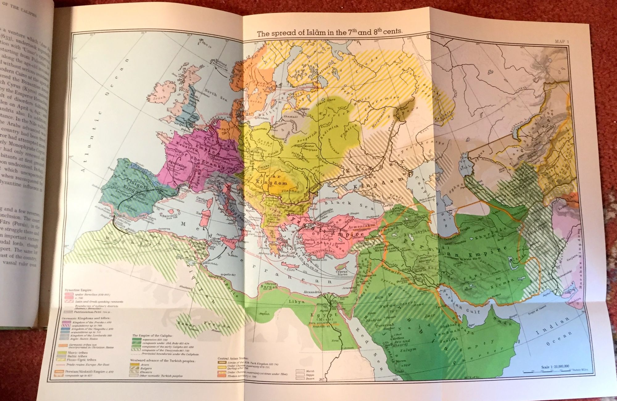 The Muslim World A Historical Survey Volume I The Age Of The