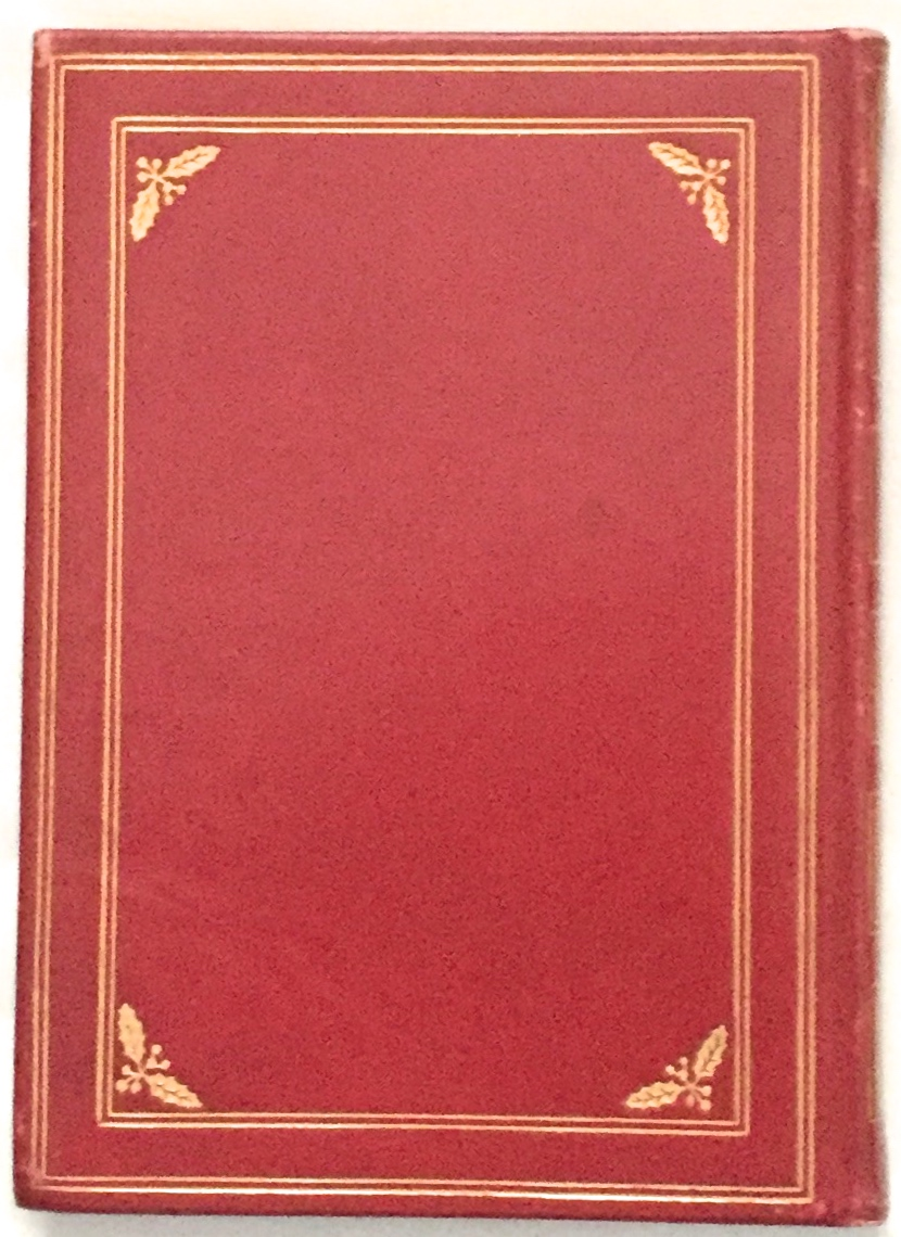A Christmas Carol / In Prose; Being a Ghost Story of Christmas / by Charles Dickens ...