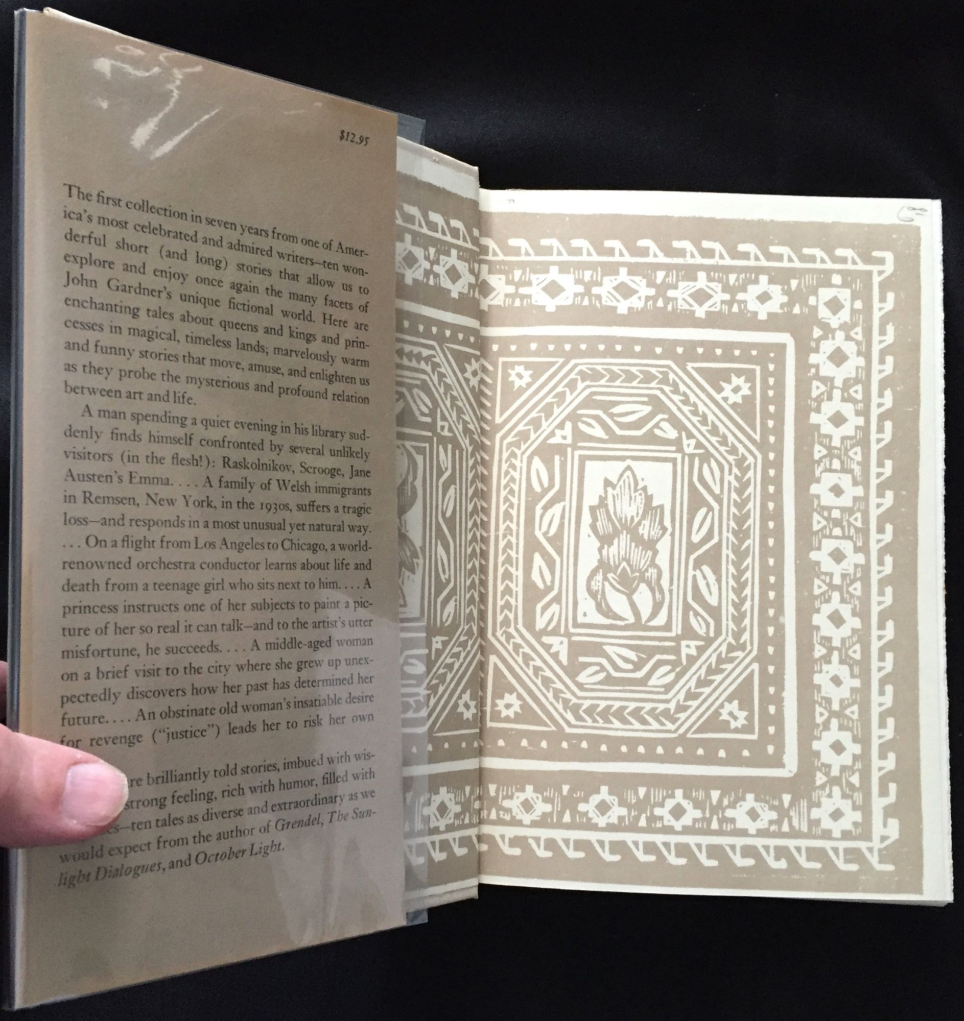 The Art Of Living; And Other Stories / Woodcuts By Mary Azarian