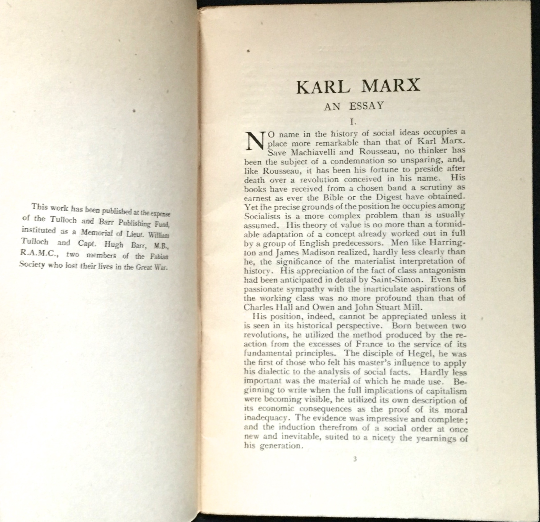 karl marx research essay Karl marx essaysthe most influential socialist thinker from the 19th century is karl marx karl marx can be considered a great philosopher, social scientist.