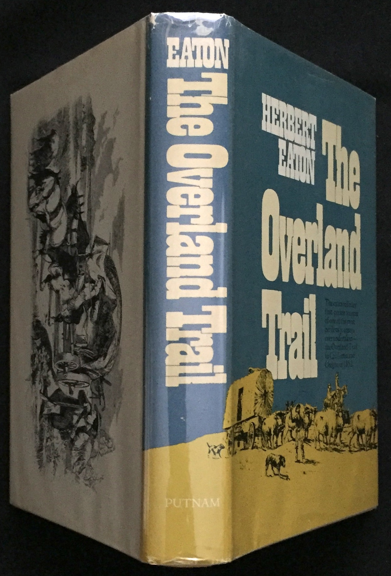 THE OVERLAND TRAIL by Herbert Eaton on Borg Antiquarian