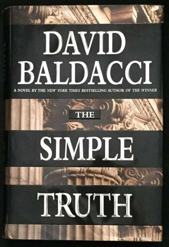 THE SIMPLE TRUTH. David Baldacci.