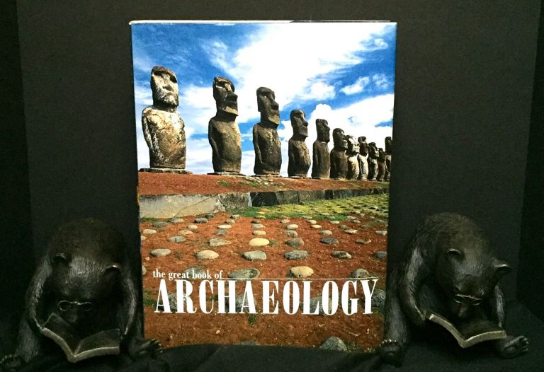 THE GREAT BOOK of ARCHAEOLOGY. Irene Cumming Kleeberg, English translation.