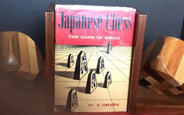 JAPANESE CHESS; The Game of Shogi / with a preface by Lindsay Parrott. E. O'Hara.