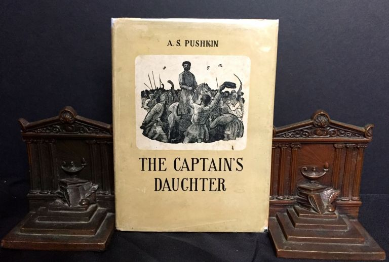 THE CAPTAIN'S DAUGHTER. A. S. Pushkin.