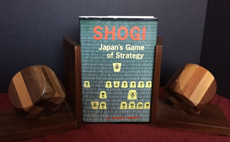 Shogi; Japan's Game of Strategy. Trevor Leggett.