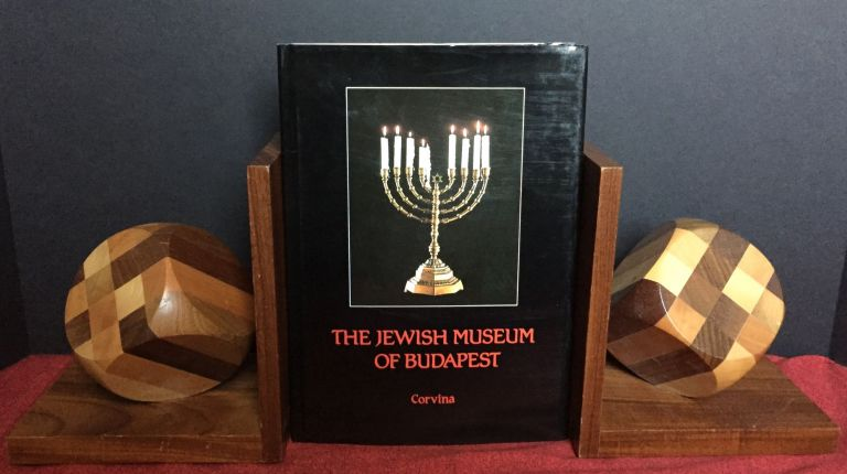THE JEWISH MUSEUM OF BUDAPEST; Translated from the Hungarian by Joseph W. Wiesenberg. Ilona Benoschofsky, Alexander Scheiber.