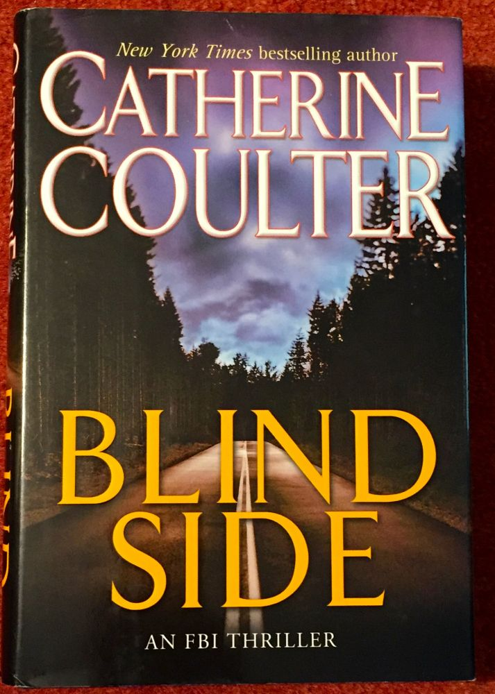Blind Side. Catherine Coulter.