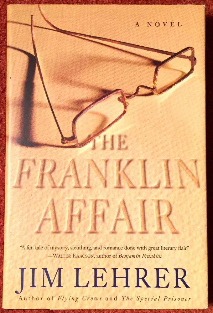 The Franklin Affair. Jim Lehrer.