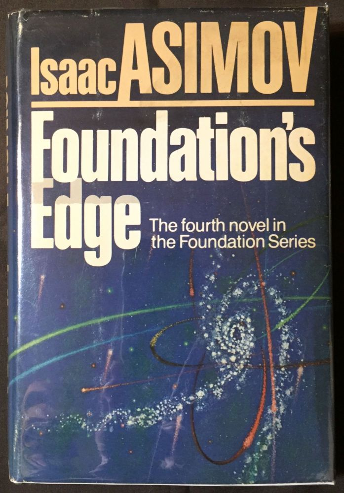 FOUNDATIONS EDGE. Isaac Asimov.