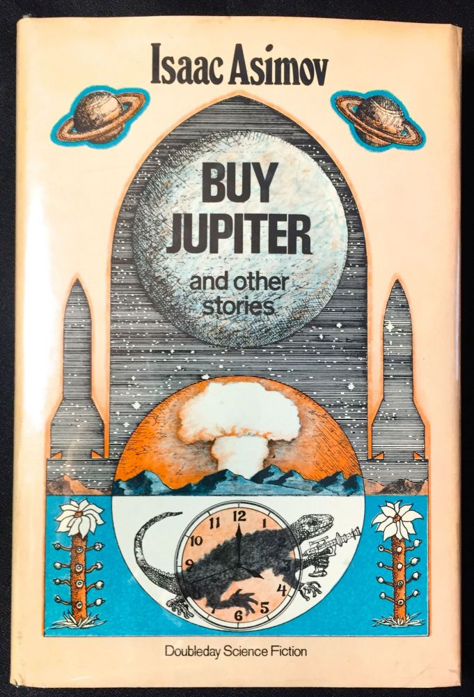 BUY JUPITER; AND OTHER STORIES. Isaac Asimov.