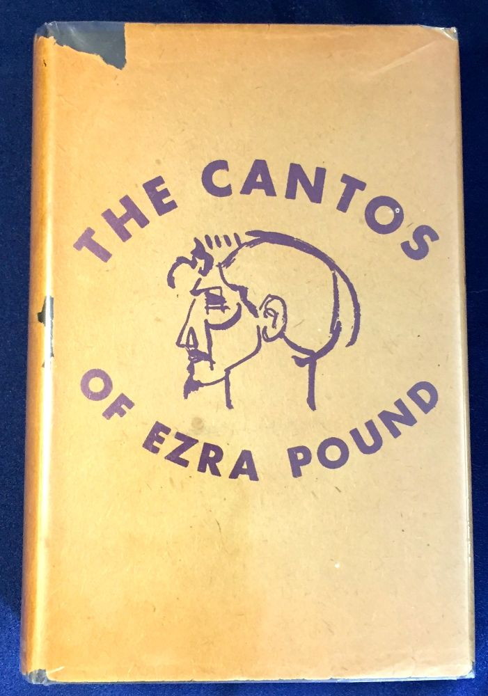 The Cantos of Ezra Pound. Ezra Pound.