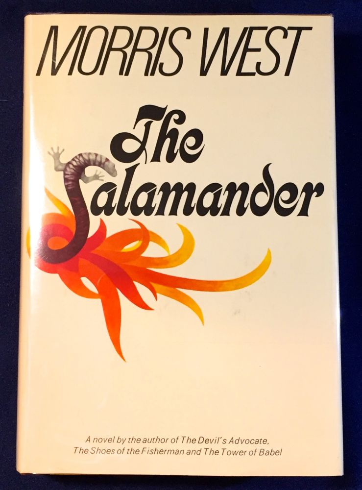 THE SALAMANDER. Morris West.