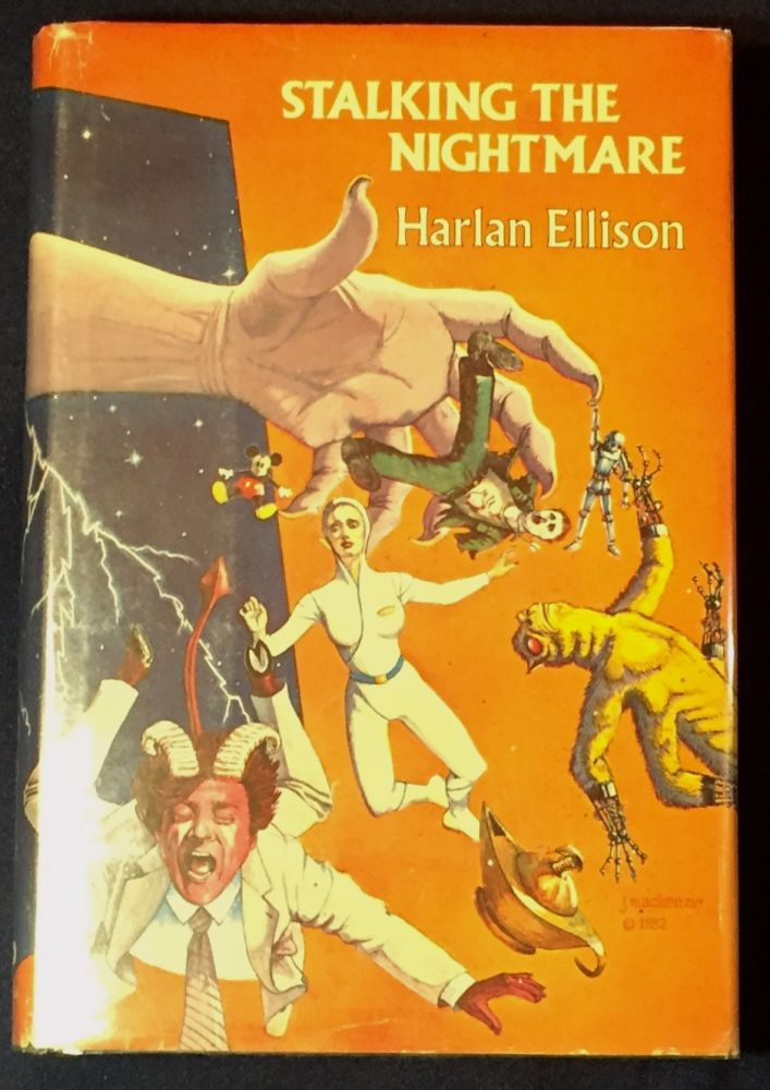 STALKING THE NIGHTMARE. Harlan Ellison.