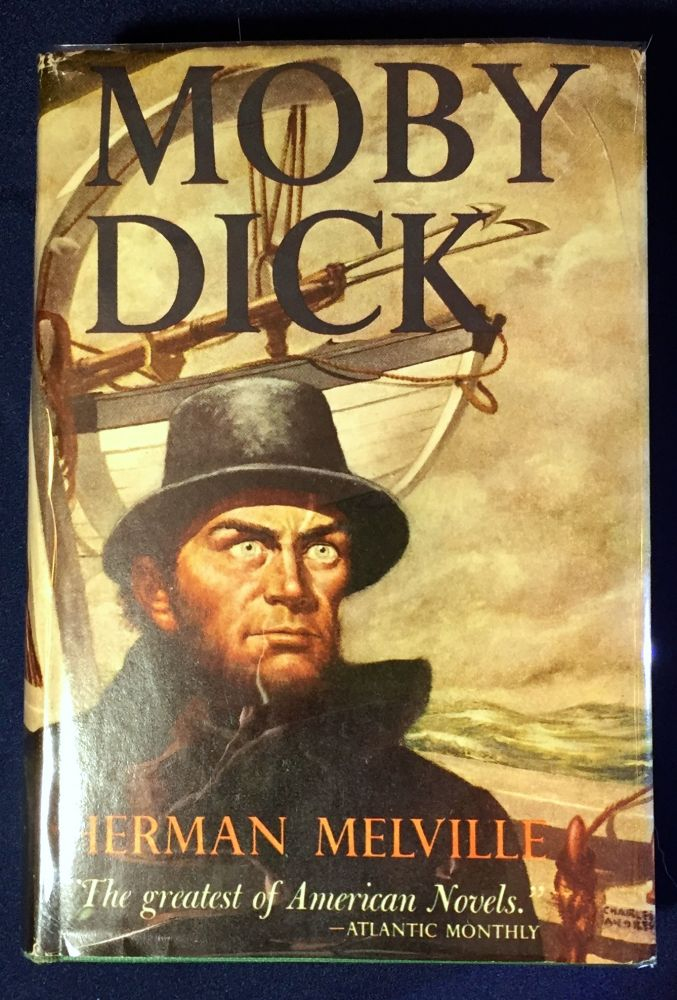 MOBY DICK; or The White Whale. Herman Melville.
