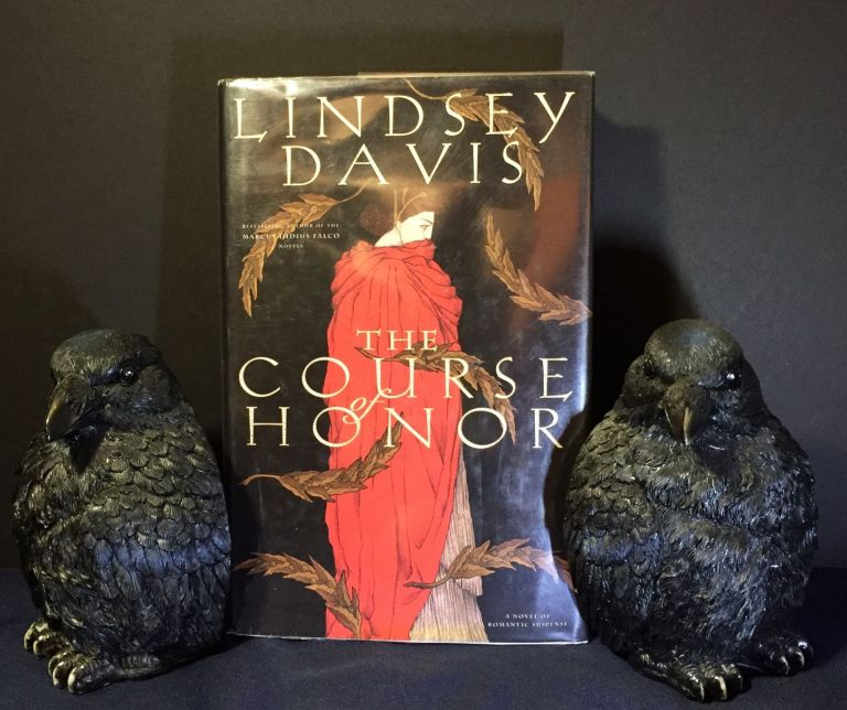 THE COURSE OF HONOR. Lindsey Davis.