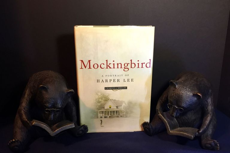 MOCKINGBIRD; A Portrait of HARPER LEE. Charles J. Shields.