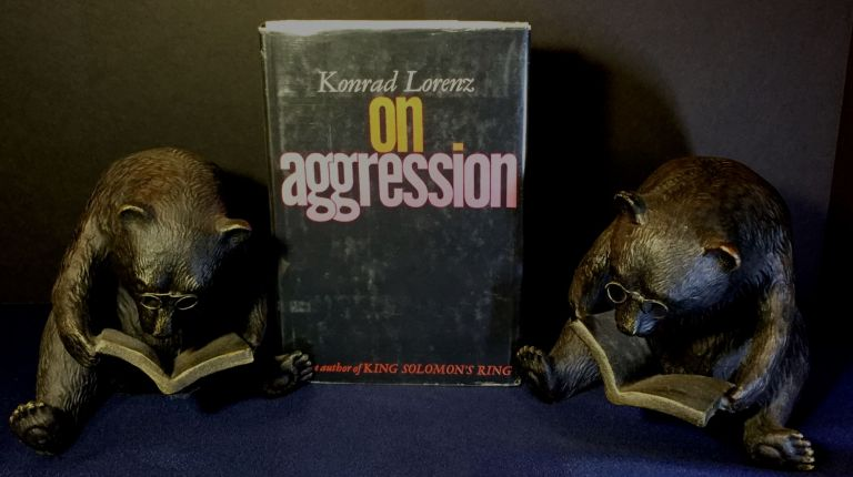 ON AGGRESSION; Translated by Marjorie Kerr Wilson. Konrad Lorenz.