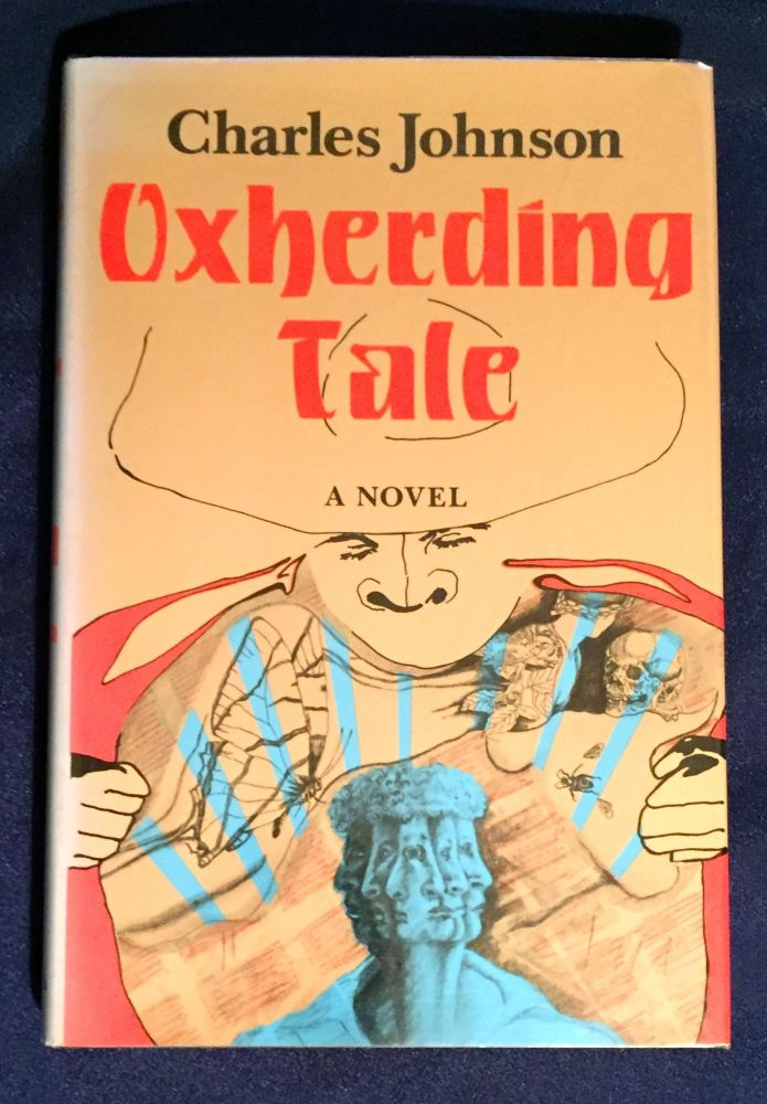 OXHERDING TALE; A Novel. Charles Johnson.