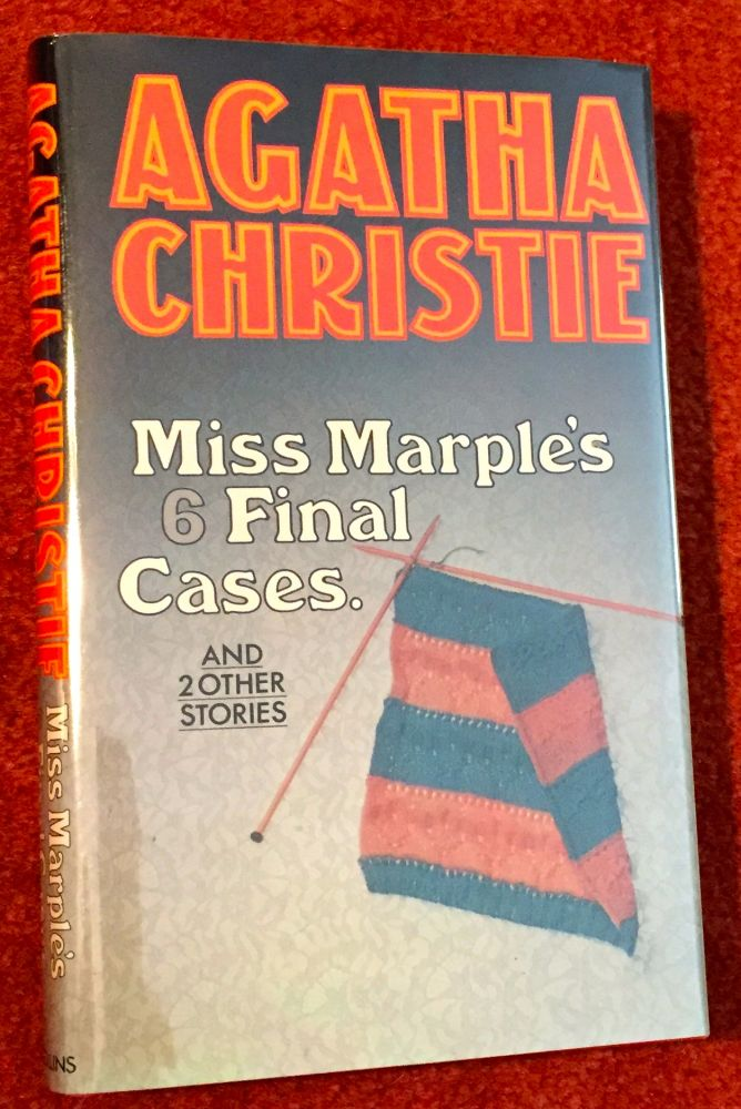 Miss Marple's Final Cases; and two other stories. Agatha Christie.