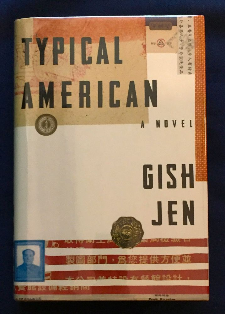TYPICAL AMERICAN; Gish Jen. Gish Jen.