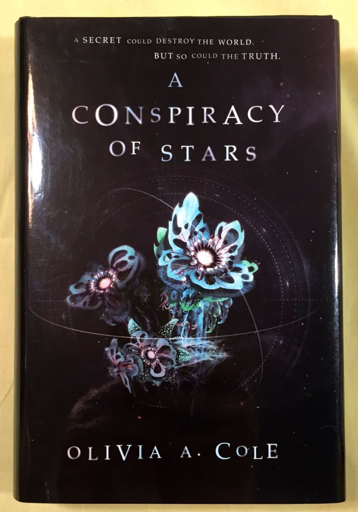 A CONSPIRACY OF STARS. Olivia A. Cole.