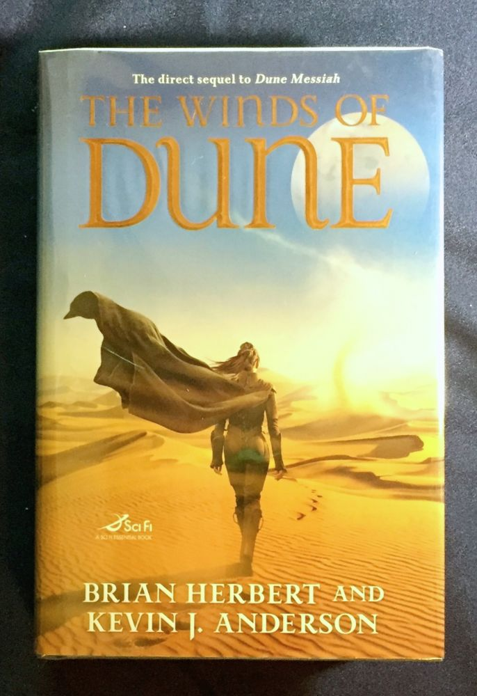 THE WINDS OF DUNE. Kevin J. Anderson, Brian Herbert.