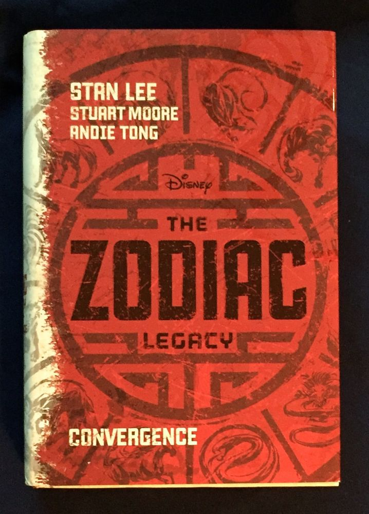 THE ZODIAC LEGACY; Book One / CONVERGENCE / Written by Stan Lee and Stuart Moore / Art by Andie Tong. Stan Lee, Andie Tong, Stuart Moore.