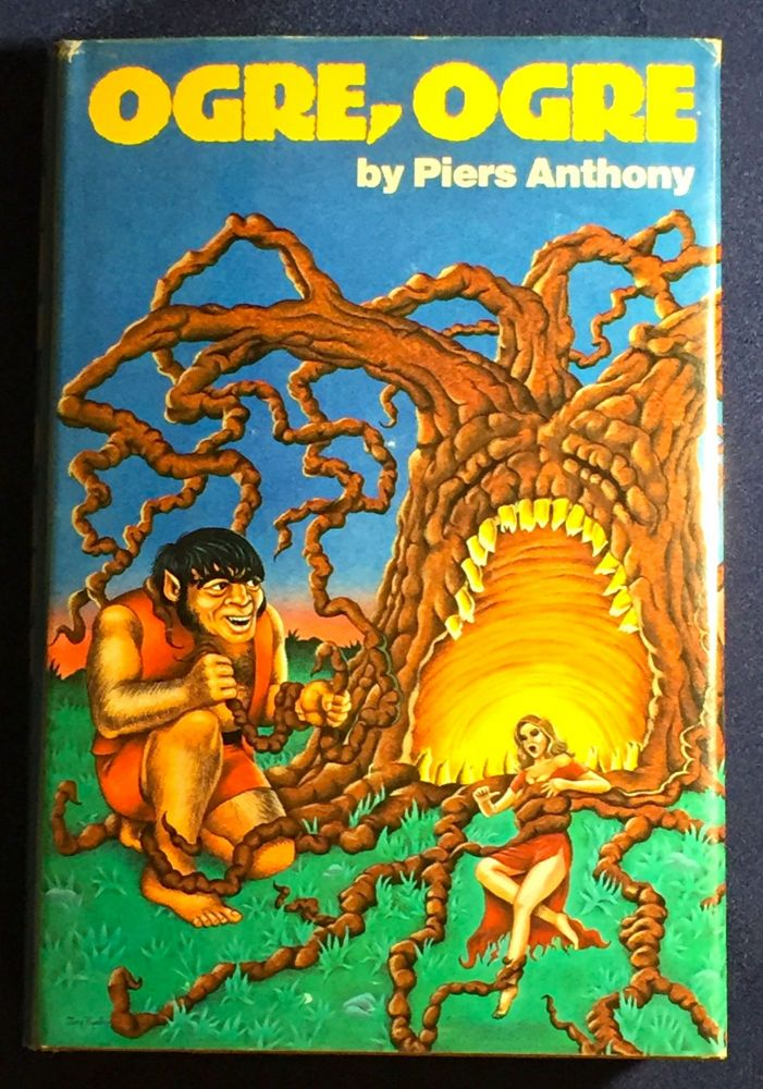OGRE, OGRE; Piers Anthony. Piers Anthony.