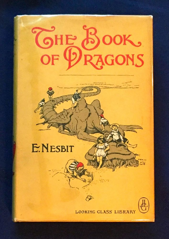 THE BOOK OF DRAGONS; Illustrated by H. R. Millar. E. Nesbit.