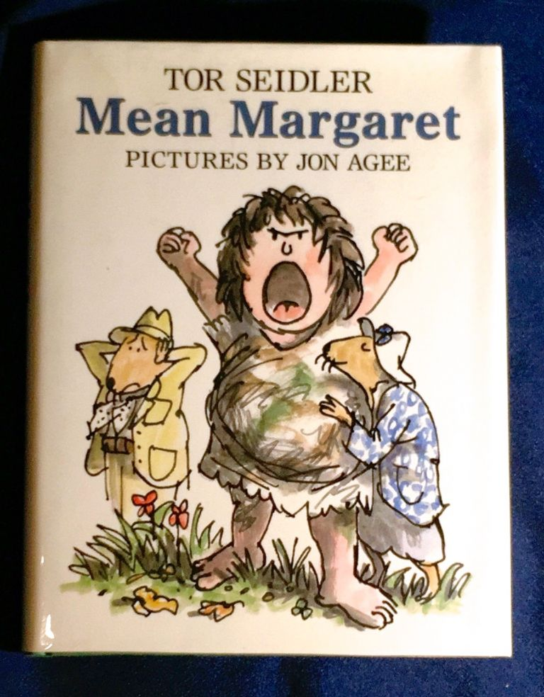 MEAN MARGARET; Pictures by Jon Agee. Tor Seidler.