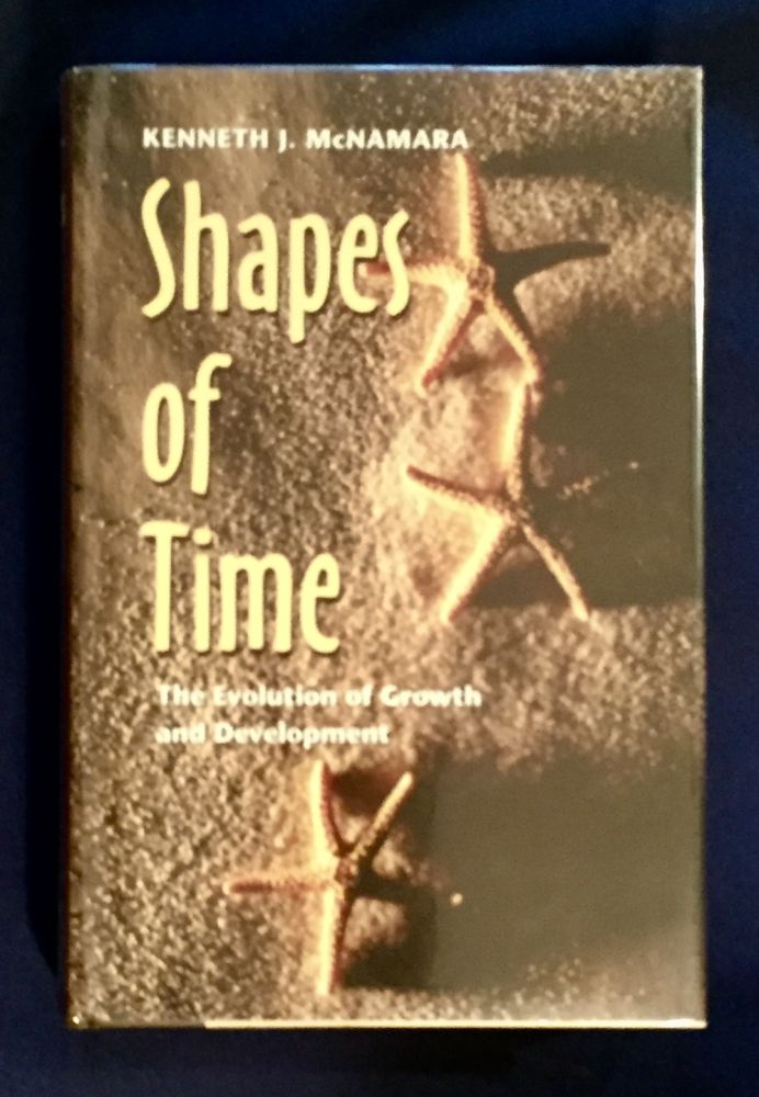 SHAPES OF TIME; The Evolution of Growth and Development. Kenneth J. McNamara.