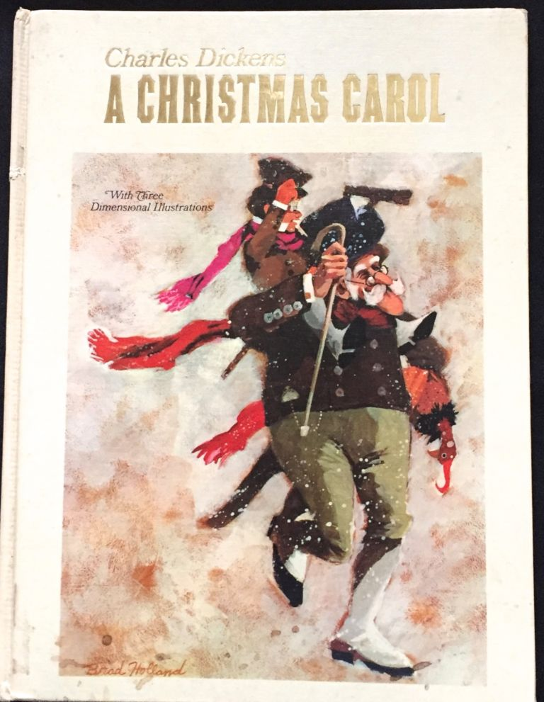 A Christmas Carol By Charles Dickens Illustrated For