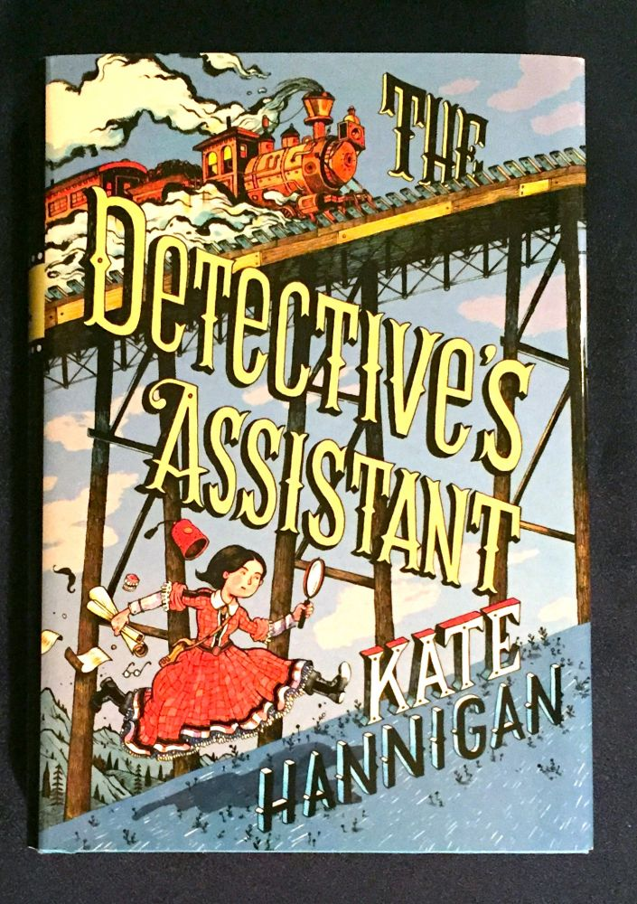 THE DETECTIVE'S ASSISTANT; By Kate Hannigan. Kate Hannigan.