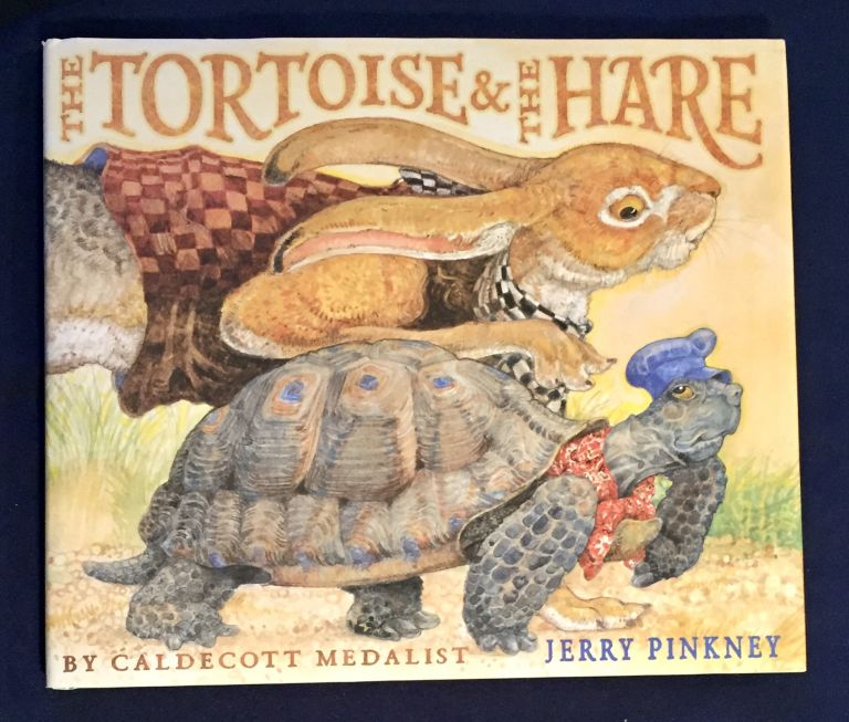 THE TORTOISE & THE HARE / Jerry Pinkney. Jerry Pinkney.