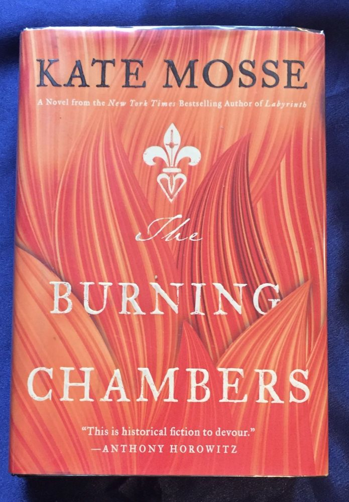 THE BURNING CHAMBERS; Kate Moss. Kate Moss.