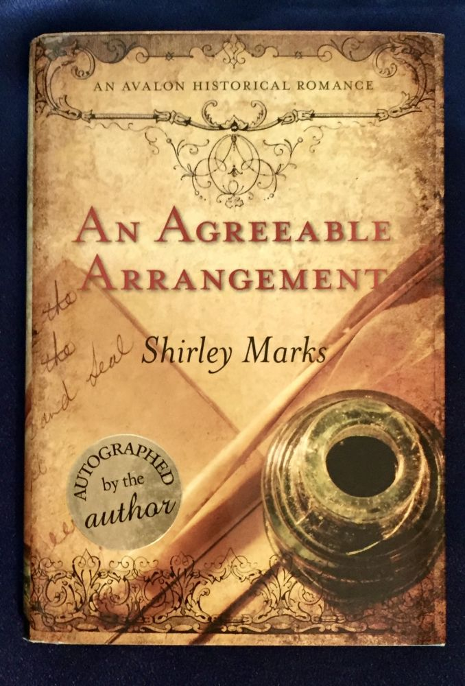 AN AGREEABLE ARRANGEMENT; Shirley Marks. Shirley Marks.