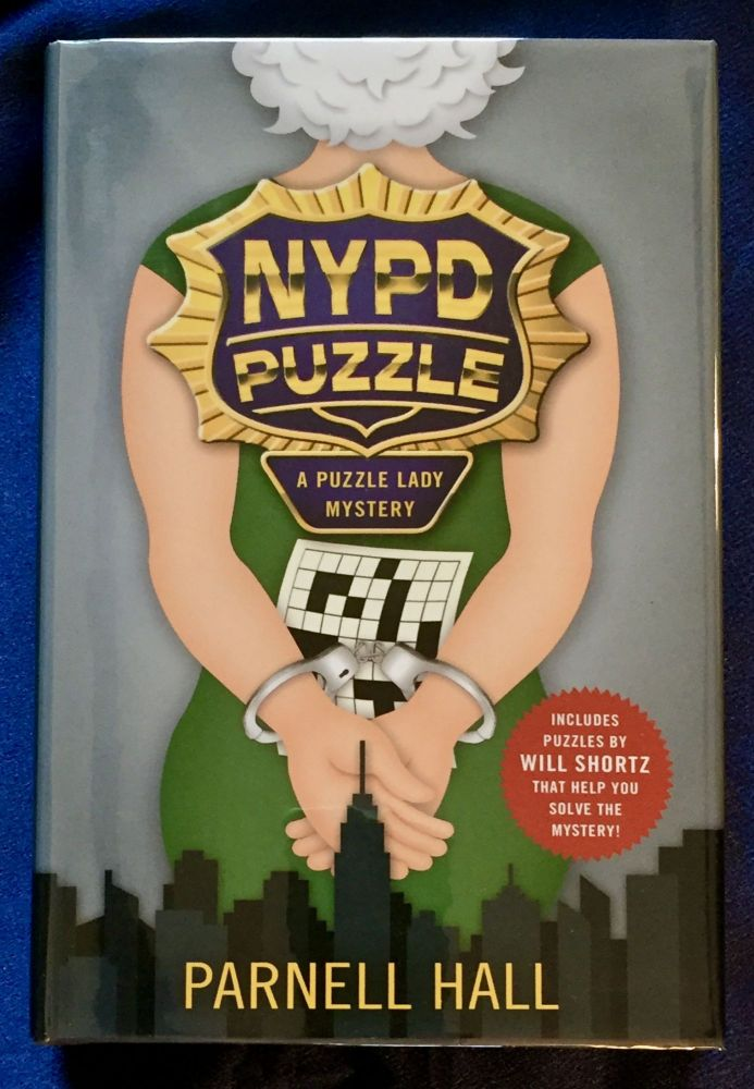 NYPD PUZZLE ; A Puzzle Lady Mystery. Parnell Hall.