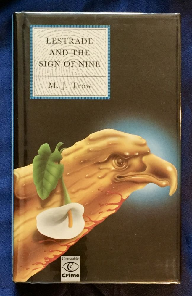 LESTRADE AND THE SIGN OF NINE. M. J. Trow.