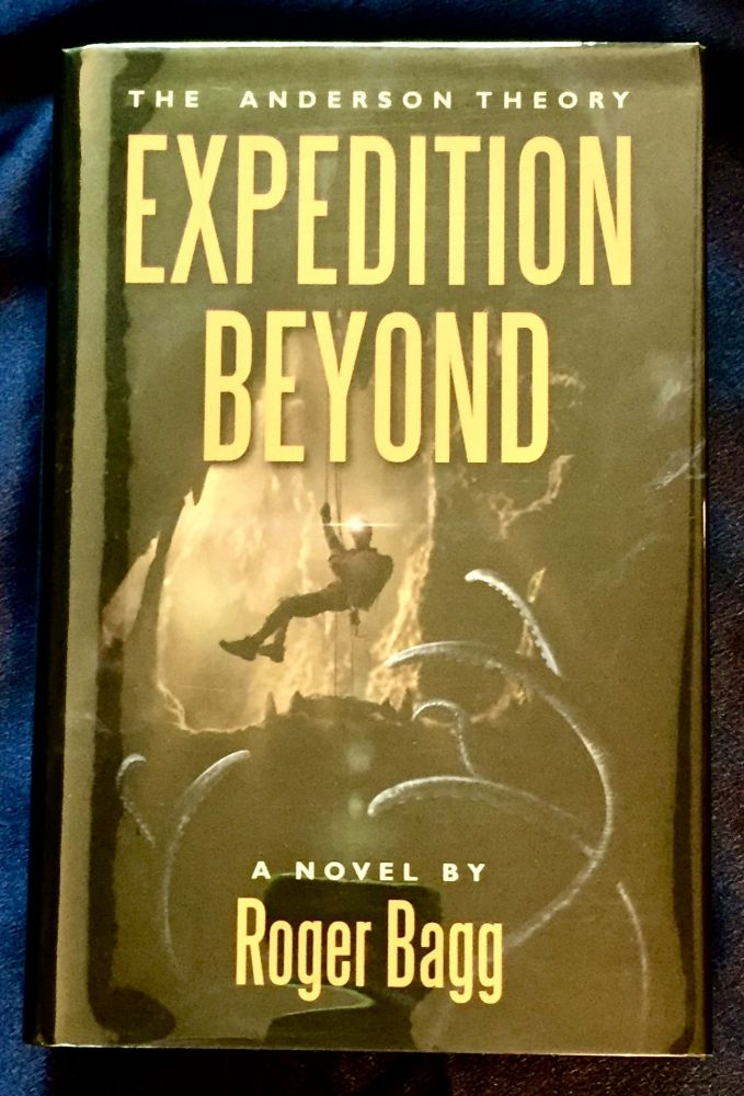 EXPEDITION BEYOND. Roger Bagg.