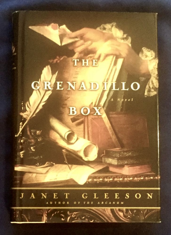 THE GRENADILLO BOX; A Novel. Janet Gleeson.