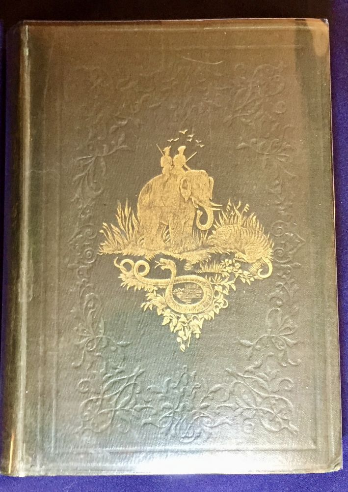 THE OLD FOREST RANGER;; or, Wild Sports of India / on The Neilgherry Hills, in the Jungles, and on the Plains. / By Major Walter Campbell of Skipness, Late of the Seventh Fusileers/ New Edition. Major Walter Campbell.