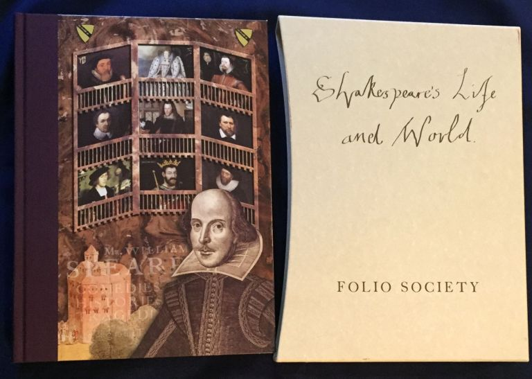 SHAKESPEARE'S LIFE AND WORLD; compiled and introduced by Katherine Duncan-Jones. Katherine Duncan-Jones.