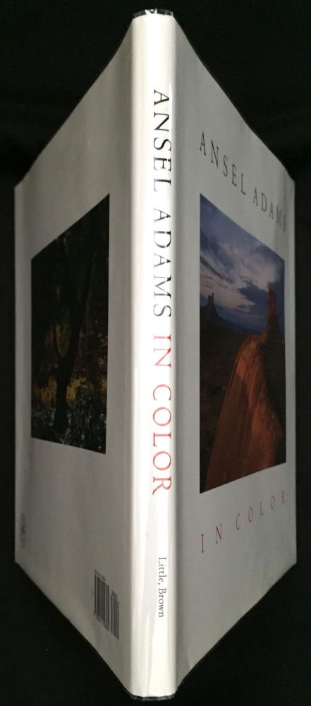 ANSEL ADAMS IN COLOR; Harry M. Callahan, editor / With John P. Schaefer and Andrea G. Stillman / Introduction by James L. Enyeart / Selected Writings on Color Photography by Ansel Adams. Architecture, Harry M. Callahan.