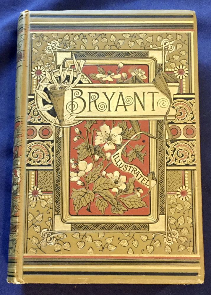 POEMS; By William Cullen Bryant. William Cullen Bryant.