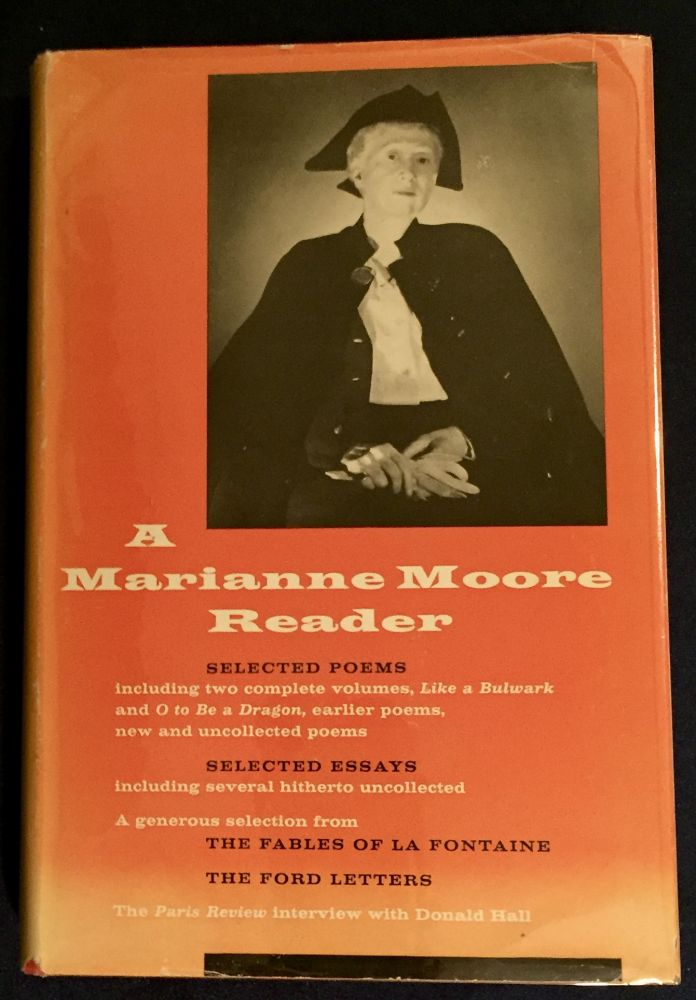 A MARIANNE MOORE READER. Marianne Moore.