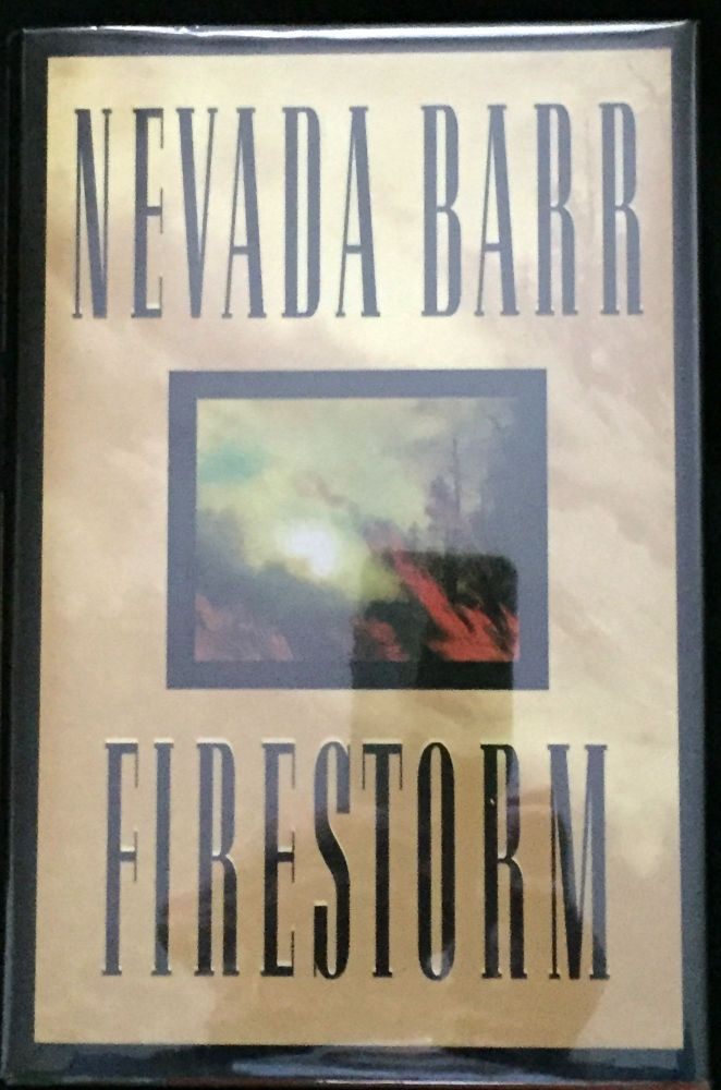 FIRESTORM. Nevada Barr.